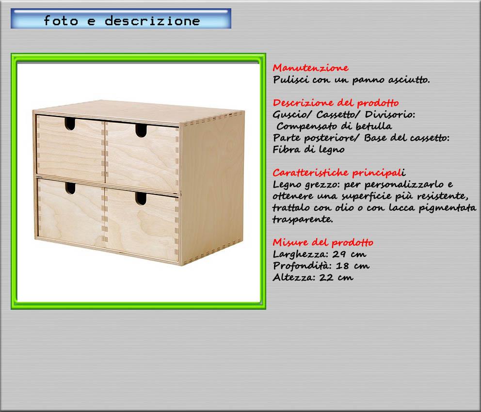 Casa immobiliare accessori restituzione mobili ikea - Scaffalature in legno ikea ...