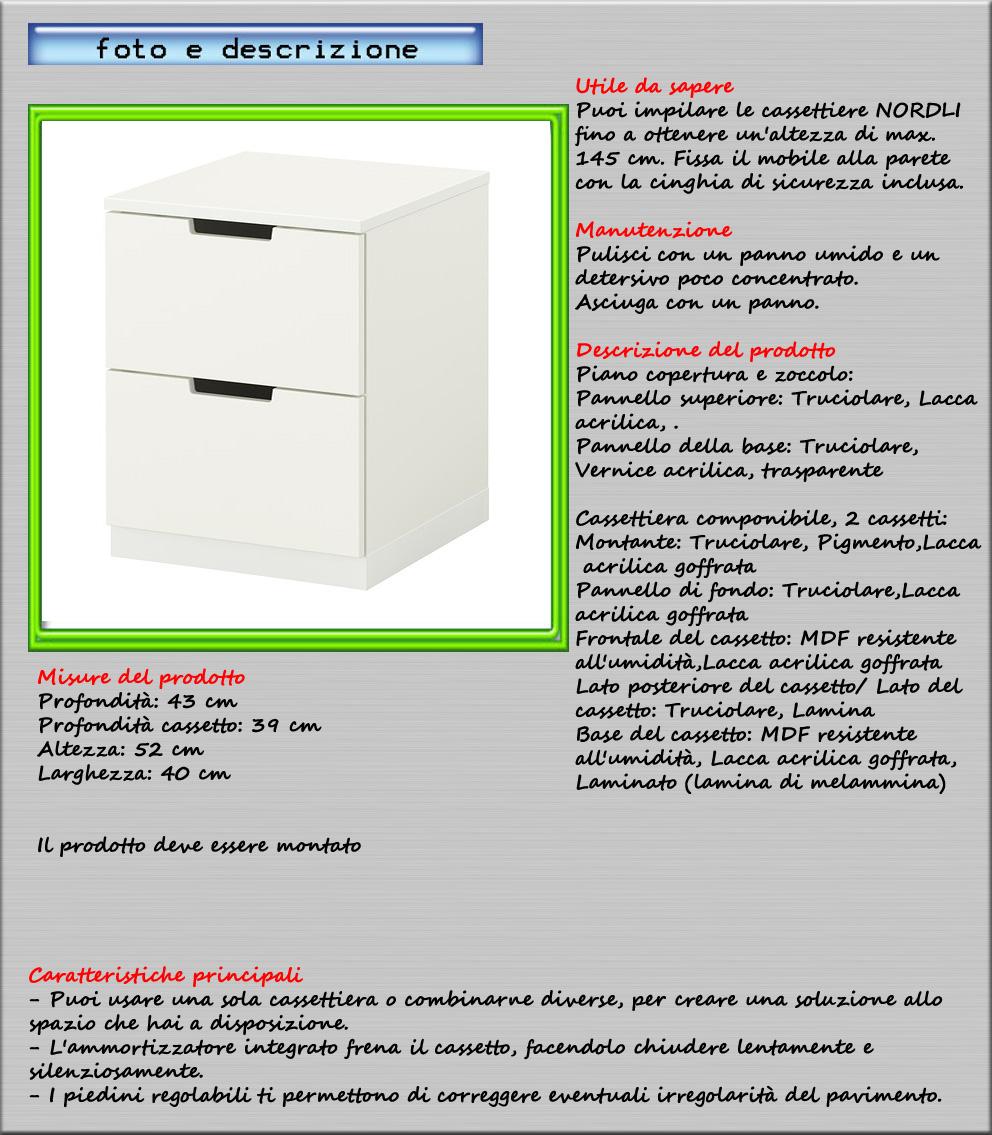 Cassettiera da ufficio ikea cassettiera ikea metallo for Cassettiera in metallo ikea