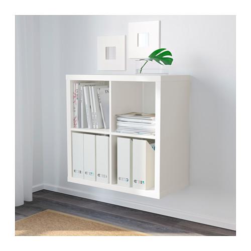 Libreria scaffale 77x77 bianco ikea kallax ex expedit ebay for Scaffale libreria ikea