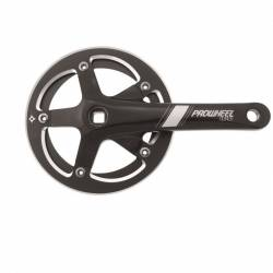 PROWHEEL GUARNITURA FAT BIKE PERNO QUADRO 39X170 ALLUMINIO NERO