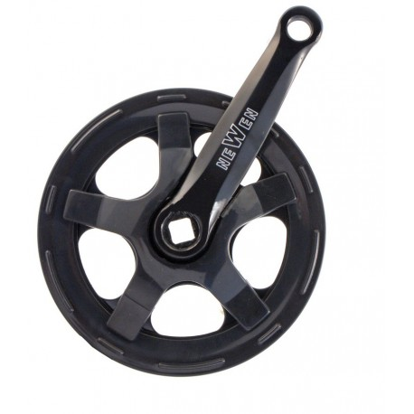 PROWHEEL GUARNITURA CITY 42 X 170MM ALLUMINIO CON DISCO 93MM
