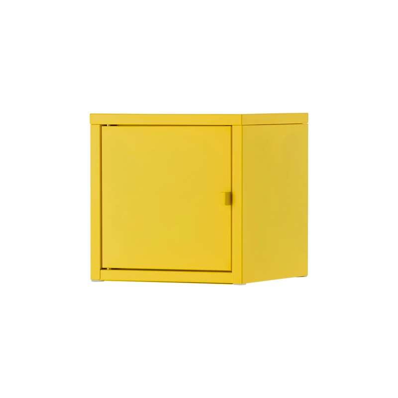 Ikea lixhult mobile metallo giallo - Ikea mobile metallo ...