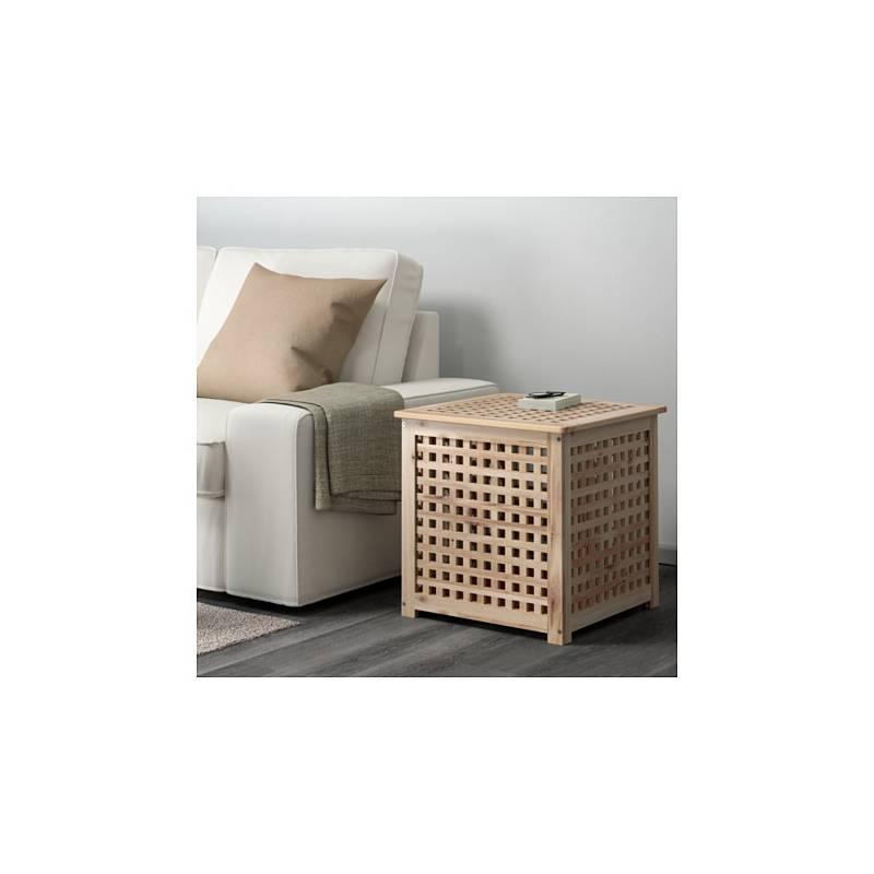 Ikea hol tavolino contenitore acacia - Ikea mobili contenitori ...