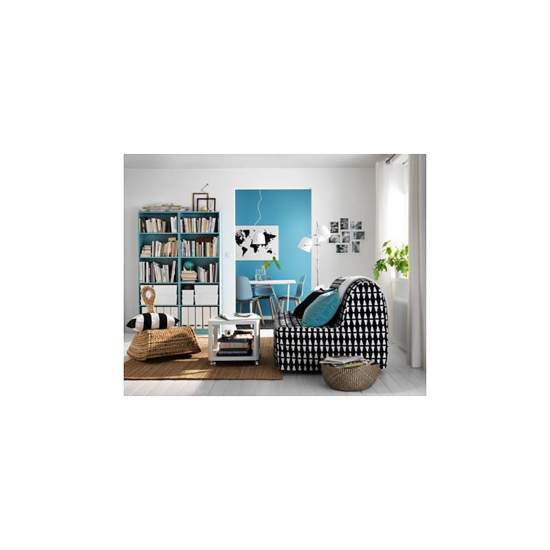 Ikea tingby tavolino con rotelle bianco 50 x 50 cm - Tavolini per bambini ikea ...