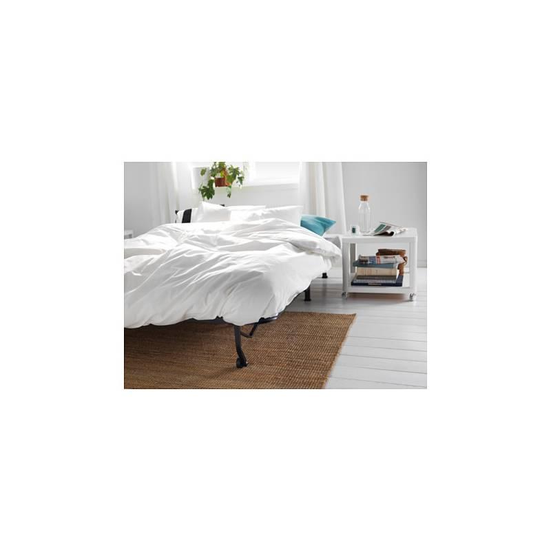 Tavolo Con Ruote Ikea.Ikea Tingby Tavolino Con Rotelle Bianco 50 X 50 Cm