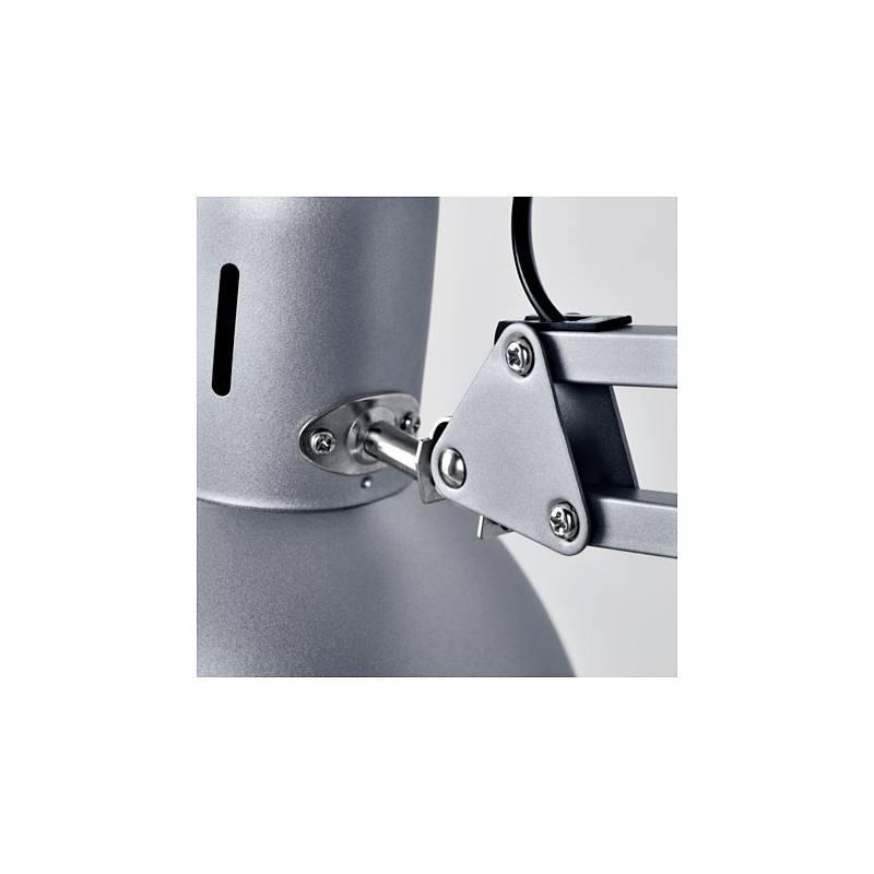 Lampade Da Tavolo Ikea Modello Tertial : Ikea tertial lampada da lavoro color argento