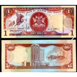 BANCONOTA TRINIDAD & TOBAGO 1 dollar 2006 - FDS-UNC