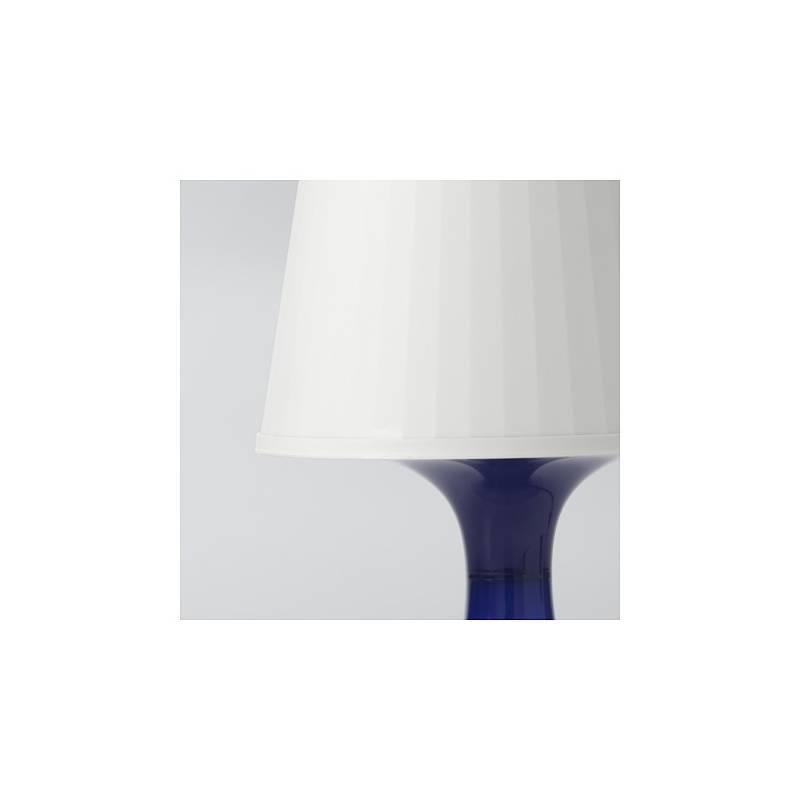Ikea lampan lampada da tavolo color blu bianco classe energetica a - Ikea lampade da tavolo ...