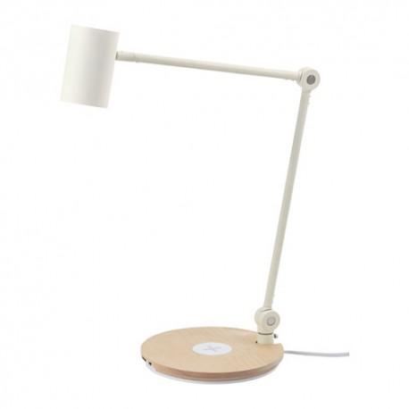 IKEA RIGGAD Lampada lavoro LED/ricarica wireless