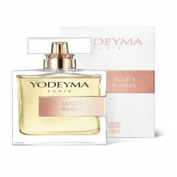 Profumo donna Yodeyma ACQUA WOMAN Eau de Parfum 100ml