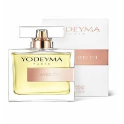 Profumo donna Yodeyma AVEC TOI Eau de Parfum 100ml.