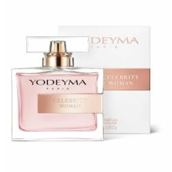 Profumo donna Yodeyma CELEBRITY WOMAN Eau de Parfum 100ml.