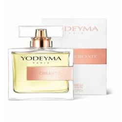 Profumo donna Yodeyma CHEANTE Eau de Parfum 100ml.