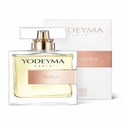 Profumo donna Yodeyma FLORAL Eau de Parfum 100ml.