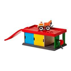 LILLABO LILLABO Garage con carro attrezzi giochi bambino