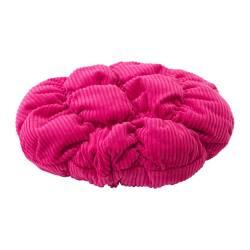 IKEA STICKAT Fodera per sgabello, rosa, diametro 28