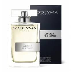 Profumo uomo Yodeyma ACQUA PER UOMO Eau de Parfum 100ml.