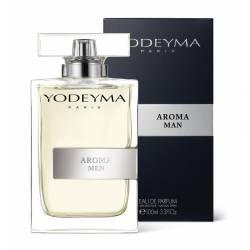 Profumo uomo Yodeyma AROMA MEN Eau de Parfum 100ml.