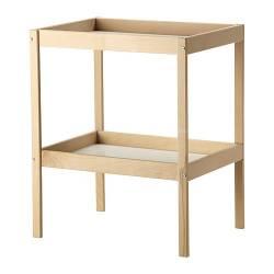 Fasciatoio, faggio, 72x53x87 Ikea SNIGLAR