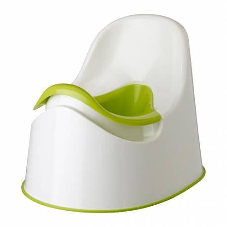 IKEA LOCKIG vasino bambini verde