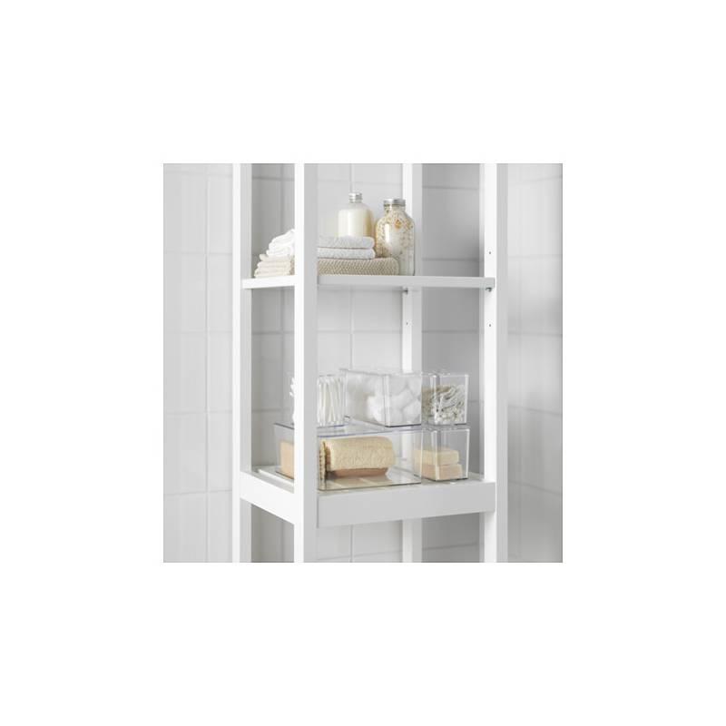 Ikea godmorgon set di 5 scatole con coperchio trasparente - Set asciugamani bagno ikea ...