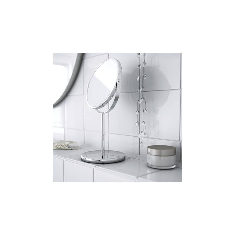Ikea nordrana contenitore a sospensione grigio 4 tasche - Altezza specchio bagno ...