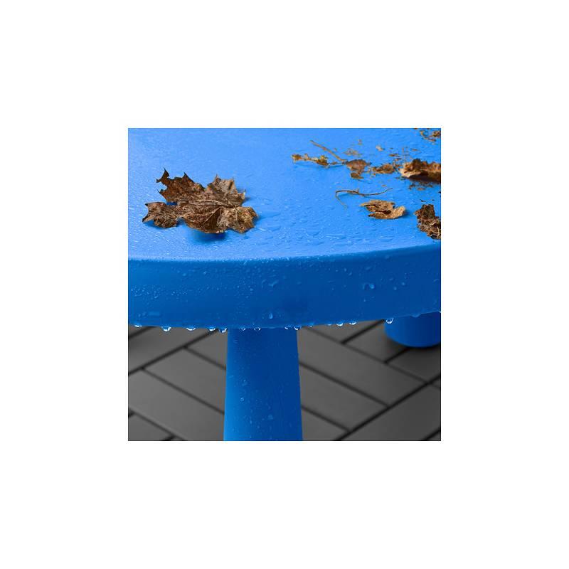 Ikea mammut tavolo per bambini interno esterno blu - Tavolo ikea bambini ...
