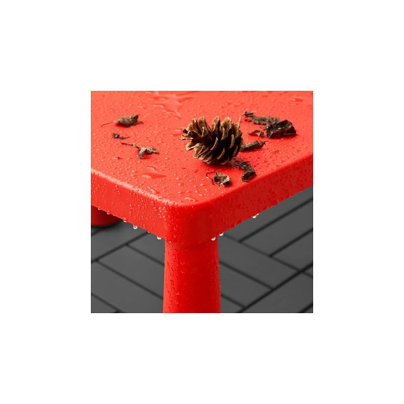 Ikea mammut tavolo per bambini interno esterno rosso for Tavolo bambini ikea