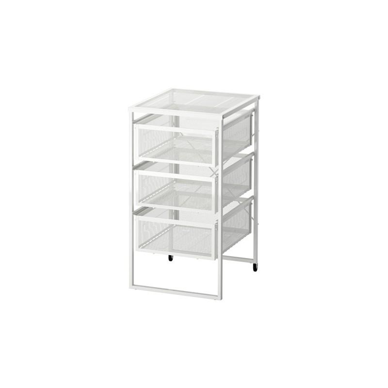 Ikea lennart cassettiera ufficio bianco - Cassettiere per ufficio ikea ...