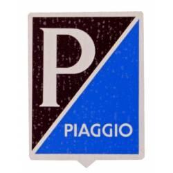 RMS Scudetto rettangolare per scudo anteriore Piaggio 080349