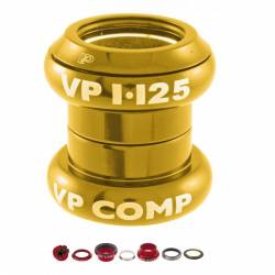 "VPCOMPONENTS SERIE STERZO A-HEAD SET 1"" - 1/8"" ORO"