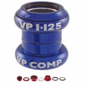 "VPCOMPONENTS SERIE STERZO A-HEAD SET 1"" - 1/8"" BLU"