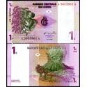 BANCONOTA CONGO 1 centime 1997 FDS UNC