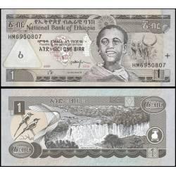 BANCONOTA ETHIOPIA 1 birr 2008 FDS UNC