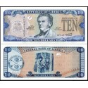 BANCONOTA LIBERIA 10 dollars 2011 FDS UNC