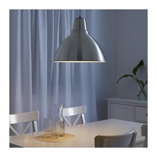 Lampada a sospensione 50 cm ikea foto sala salotto studio cucina camera casa ebay - Lampade cucina ikea ...